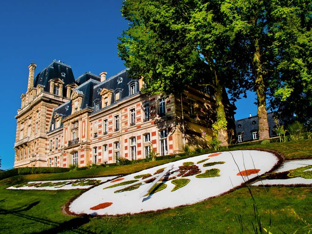 mairie-versailles-horloge-jardin